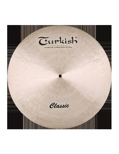 """Turkish Classic Ride Rock 22"""" - talerz"""